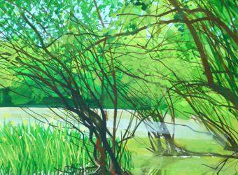 Kingsmere Lake, Putney Heath