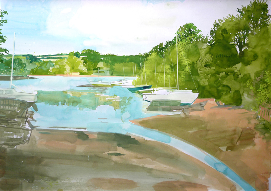 Anna Maria Creek