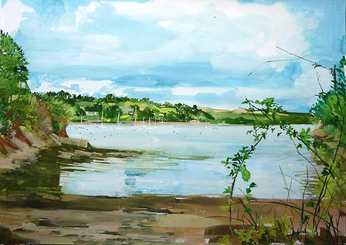 Penarvon Cove