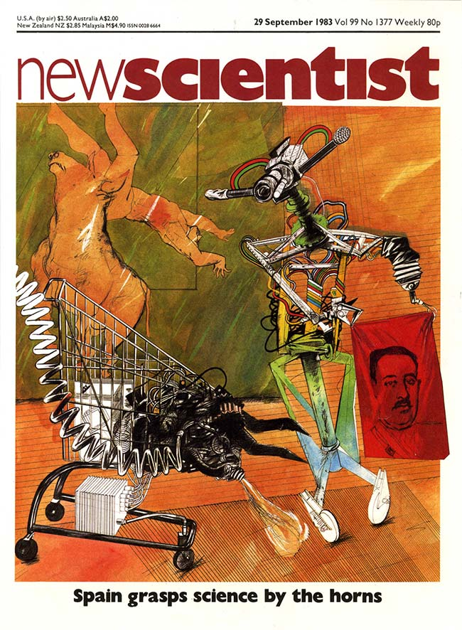 new scientist magazine cover art