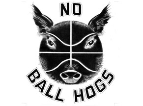 No Ball Hogs